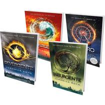Divergente + Insurgente + Convergente + Quatro ( 4 Livros )