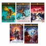 Kit Série Heróis Do Olimpo (5 Livros)