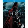 Blu-ray Thor - Edição 3d Limitada + Blu-ray Com Luva