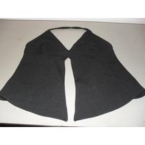 Blusa Frente Unica Preta - Tam M