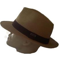 Chapéu Estilo Panamá Indiana Jones - Frete Grátis