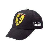 Boné Ferrari Italy Original Importado Novo Official Ferrari