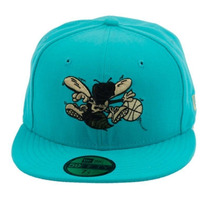 Boné Aba Reta Nba Charlotte Hornets - Tamanho 7 1/4 (57.7cm)