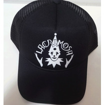 Boné Trucker Cap Tela Lacrimosa Gothic Metal Gotico Dark