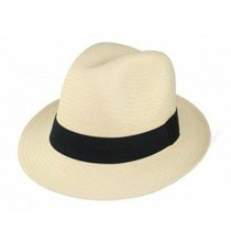 Chapéu Panamá Legítimo Palha Toquilla - Vários Modelos