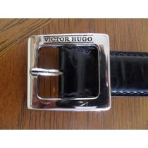 Cinto Victor Hugo 70cm Original Em Couro
