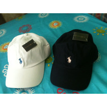 Boné Ralph Lauren Original Big E Small Pony Branco Polo