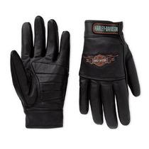 Luva Harley Davidson Couro Original