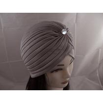 Turbante_moda Retro_urban/ Ideal Para Quimioterapia_cáncer