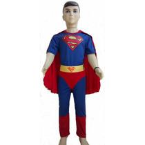 Fantasia Infantil Do Superman