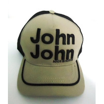 Boné John John Masculino Feminino Várias Cores Frete Grátis