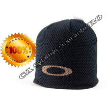 Gorro Oakley Touca Oakley Fine Knit - Original