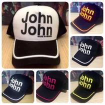 Kit 03 Unidades Boné John John