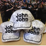 Boné John John Modelo Novo Frete Grátis *fotos Reais*