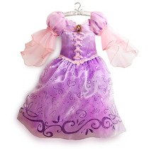 Fantasia Princesas Disney Rapunzel Enrolados 2013