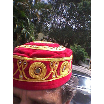 Chapéu Boné Gorro Indiano Arabe