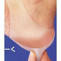Protetor Calcanhar Silicone Pés Rachaduras