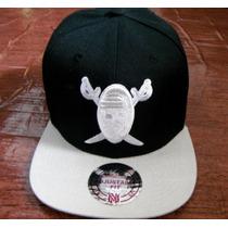 Boné Strapback Oakland Raiders Veludo - Pronta Entrega M & N
