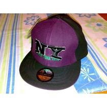 Boné Aba Reta Snapback - Glx - New York - Pronta Entrega