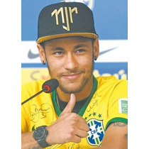 Boné Nike Neymar Snapback Aba Reta Exclusivo N J R Importado