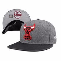 Boné Chicago Bulls Nba New Era Snapback 9fifty  Original