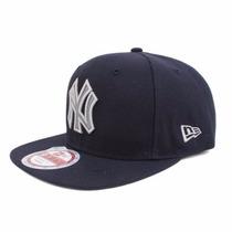 Boné Aba Reta New York Yankees Skyline Original Fit Snapback