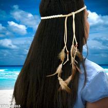 Headband Tiara Penas Enfeite Cabelo