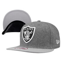 Boné New Era Snapback Oakland Raiders - Frete Fixo 20,00