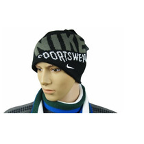 Gorro Touca Toucas Hip Hop Nike Black Logo Alta Qualidade