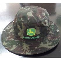 Chapéu John Deere Camuflado 100% Original Ótima Qualidade