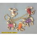Promoção Acessório Para Bolsa- Exclusivo! Cavalo Ou Elefante