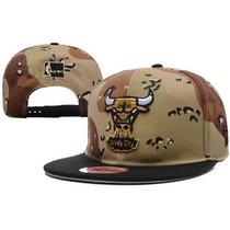 Boné Snapback Chicago Bulls