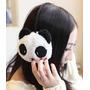 Protetor Ouvido Panda Earmuff Infantil-adulto Frio Inverno