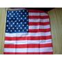 Bandana Lenço Bandeira Estados Unidos Usa Eua 54cm X 54cm