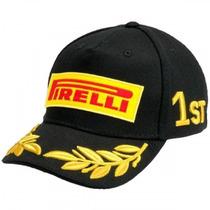Novo Boné Original Pirelli Podium F1 2015 - Em São Paulo