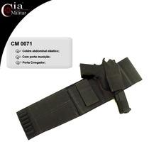 Coldre Tático Abdominal Elástico Cm0071 Militares Segurança