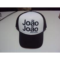 Boné Trucker João João - Sátira Boné John John Frete Grátis