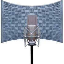 Vocal Box Home Studio Vocal Booth Gravação De Voz