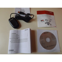 Receiver Para Controle Wireless Xbox360 No Pc Frete Grátis