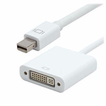 Cabo Conversor Thunderbolt Mini Display Port X Dvi -para Mac