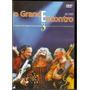Dvd O Grande Encontro - Ao Vivo Vol. 3 - Novo***