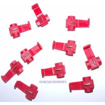 Derivação Conector De Fios De 0,75 Mm Á 1,5 Mm Kit 10 Peças