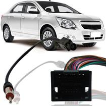Kit De Chicote Adaptador Plug Para Cobalt Ltz