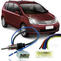 Kit De Chicote Adaptador Plug Para Nissan Livina