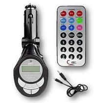 Transmissor Modulador Fm Wireless Sem Fio Veicular Carro Mp3