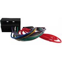 Plug Chicote Conector Adaptador Rádio 16 Vias Jeep Renegade