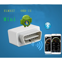 Car Auto Interface Scanner Elm327 Obd2 Sem Fio Bluetooth Di