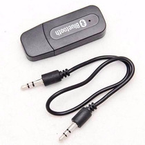 Adaptador Receptor Bluetooth Wireless Usb Musica Carro P2