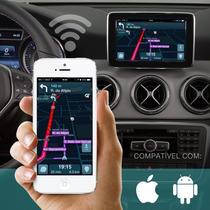 Espelhamento Android Celular Multimídia Tela Carro Mirror