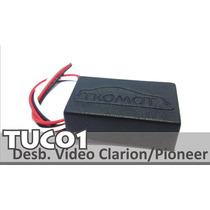 Interface Desbloqueio De Vídeo Multimídia Clarion E Pioneer